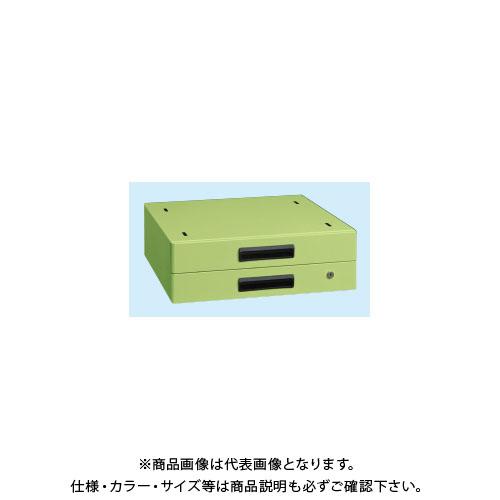 【直送品】サカエ 作業台用オプションキャビネット NKL-20A