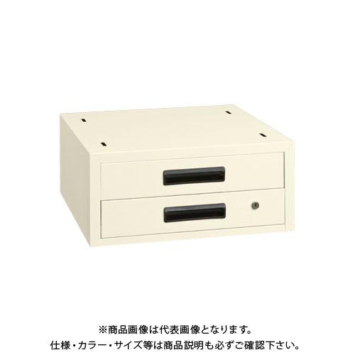 【直送品】サカエ 作業台用オプションキャビネット NKL-22IA