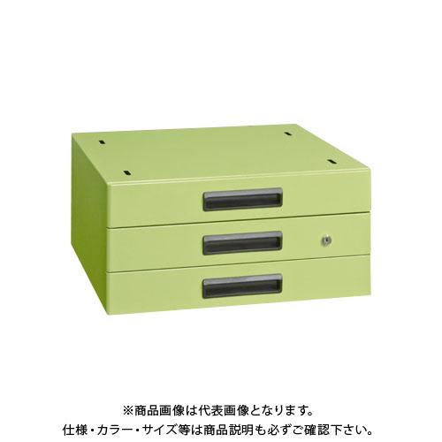 【直送品】サカエ 作業台用オプションキャビネット NKL-30C