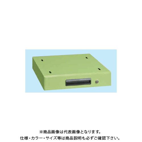 【個別送料1000円】【直送品】サカエ 作業台用オプションキャビネット NKL-S10B