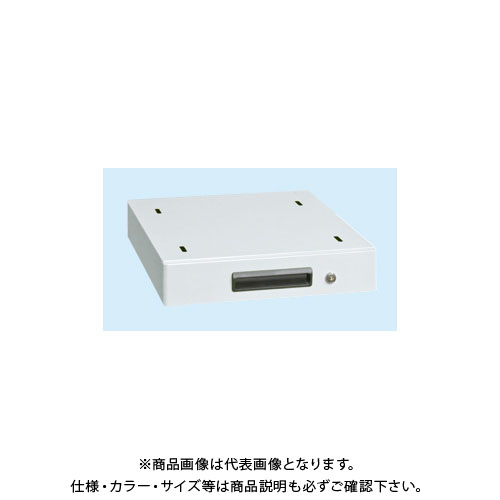 【個別送料1000円】【直送品】サカエ 作業台用オプションキャビネット NKL-S10GLB