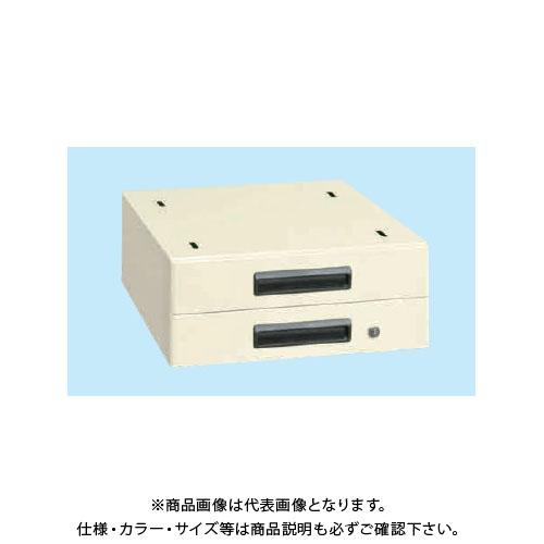 【直送品】サカエ 作業台用オプションキャビネット NKL-S20IA