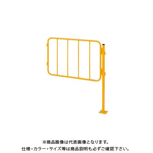 【直送品】サカエ セイフティーフエンス(丸支柱タイプ) NSF-121MR