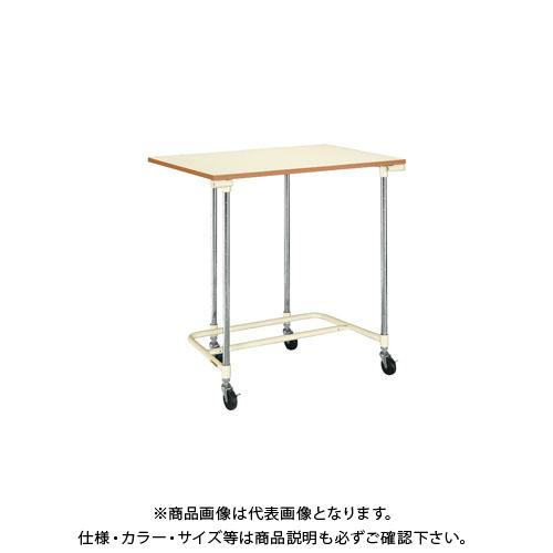 【直送品】サカエ 収納式作業台 NST-906PI