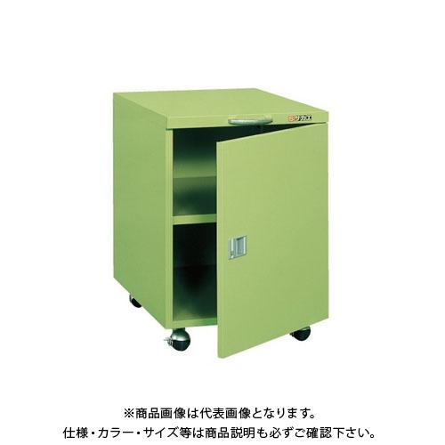【直送品】サカエ 作業台用キャビネットワゴン NW-0C