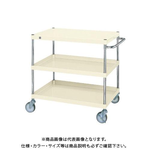 【直送品】サカエ ニューパールワゴン・重量タイプ PSR-1203MI