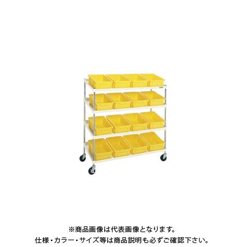 【直送品】サカエ ボックスワゴン PJR-04CI