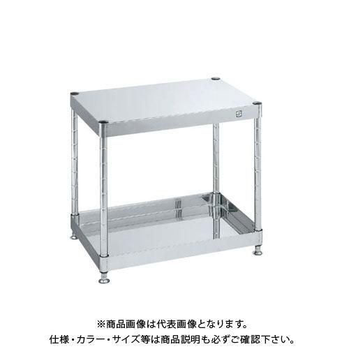 【直送品】サカエ ステンレスニューパールワゴン PKN4-02SUA