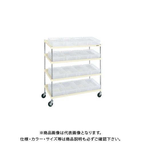 【直送品】サカエ ボックスワゴン PJR-04DI