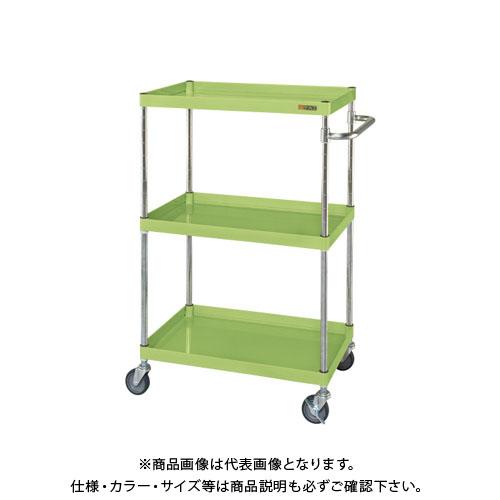 【直送品】サカエ ニューパールワゴン・中量タイプ PKR-2023MN