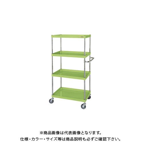 【直送品】サカエ ニューパールワゴン・中量タイプ PKR-2054MN