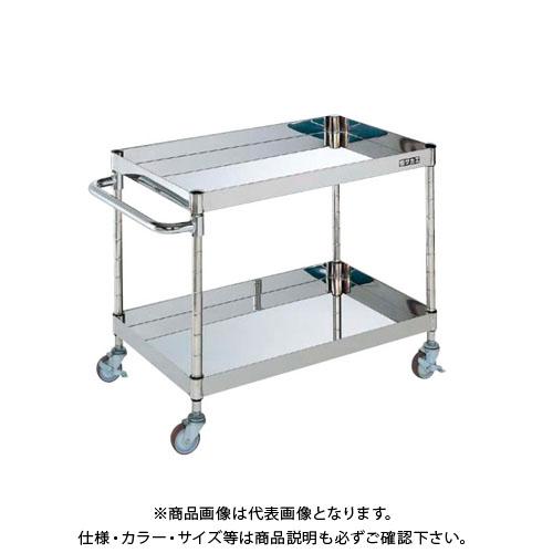 【直送品】サカエ ステンレスニューパールワゴン PKR4-02SUA