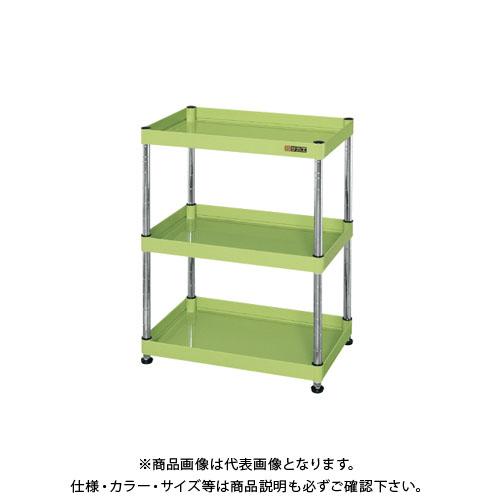 【直送品】サカエ ニューパールワゴン固定タイプ PKN-200MAN