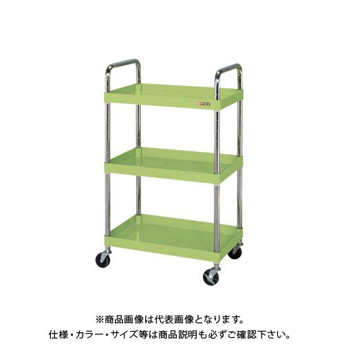 【直送品】サカエ ニューパールワゴン(取手Uタイプ) PMR-103UT