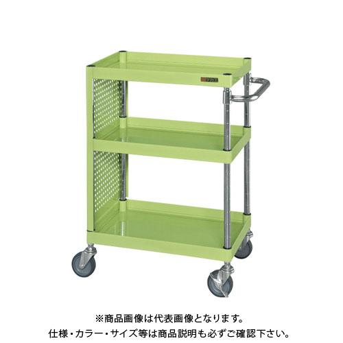【直送品】サカエ ニューパネルワゴンパンチングパネル付 PMR-150MSP