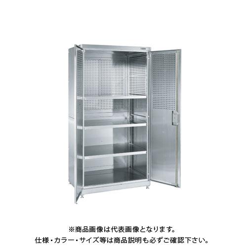 【直送品】サカエ ステンレス保管庫 PNH-9063PSU