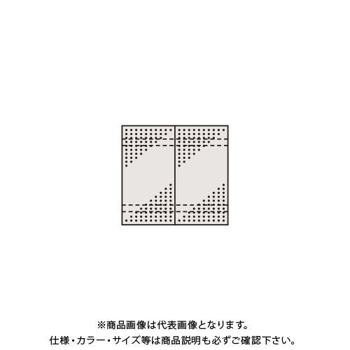 【直送品】サカエ ステンレスパンチングウォールシステム PO-452LSU