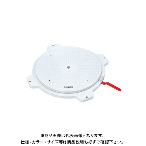 【個別送料1000円】【直送品】サカエ クルクル回転盤・樹脂製 PS-36GL