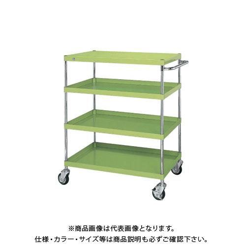【直送品】サカエ ニューパールワゴン・重量タイプ PSR-2024M