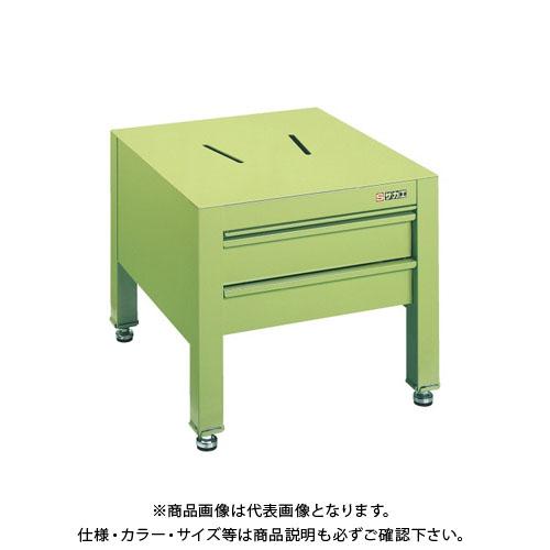 【直送品】サカエ ボール盤台 SB-2