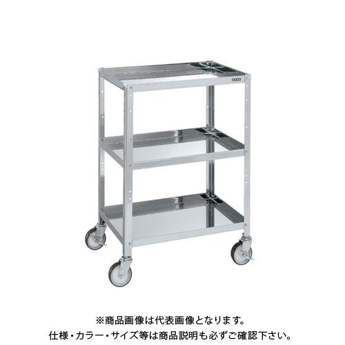 【直送品】サカエ ステンレススペシャルワゴン SBR-03SUN