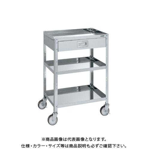 【直送品】サカエ ステンレススペシャルワゴン SBR-11SUN