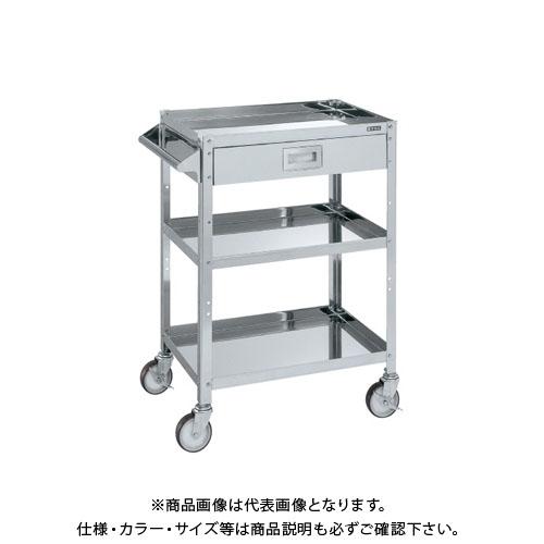 【直送品】サカエ ステンレススペシャルワゴン SBR4-11SUTN