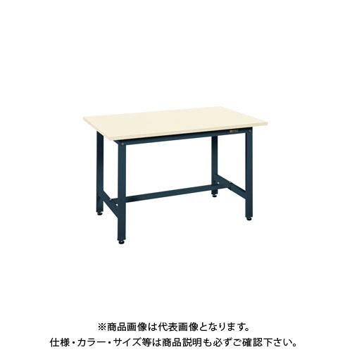 【直送品】サカエ 軽量作業台SELタイプ(スチールカブセ天板仕様) SEL-1275HCID