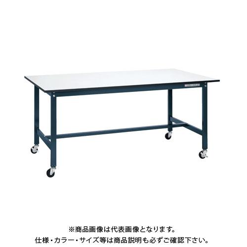 【直送品】サカエ 軽量作業台SELタイプ移動式 SEL-1260PR