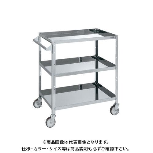 【直送品】サカエ ステンレススペシャルワゴン SKR4-03SUTN