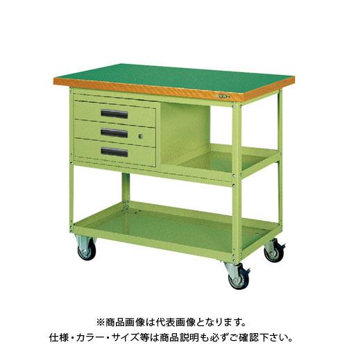 【直送品】サカエ 移動作業車 SKR-320