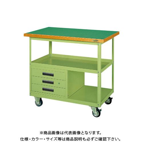 【直送品】サカエ 移動作業車 SKR-330