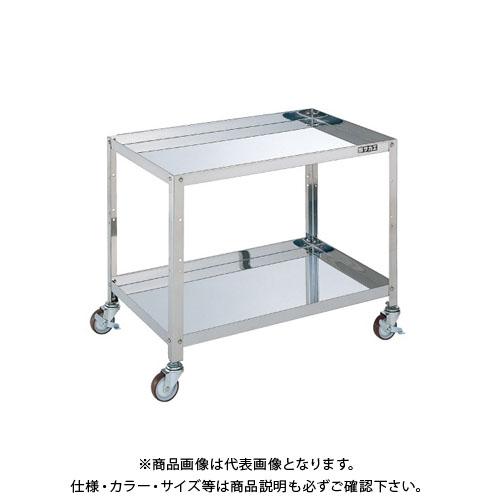 【直送品】サカエ ステンレススペシャルワゴン SKR4-02SU
