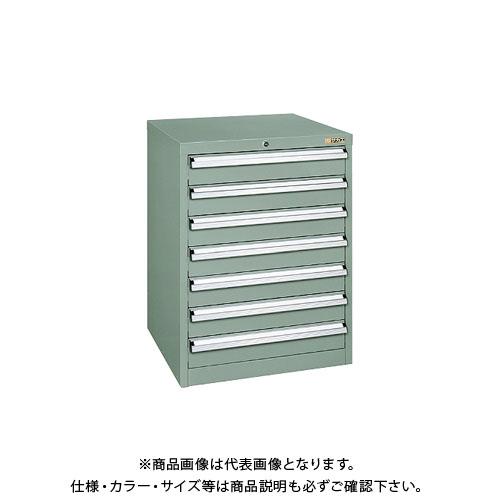 【直送品】サカエ 重量キャビネットSKVタイプ SKV6-871ANG