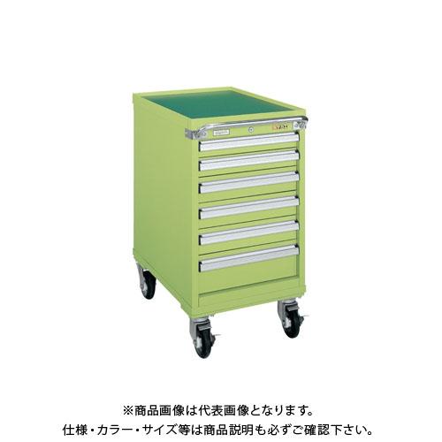 【直送品】サカエ 重量キャビネットワゴン SKW-706