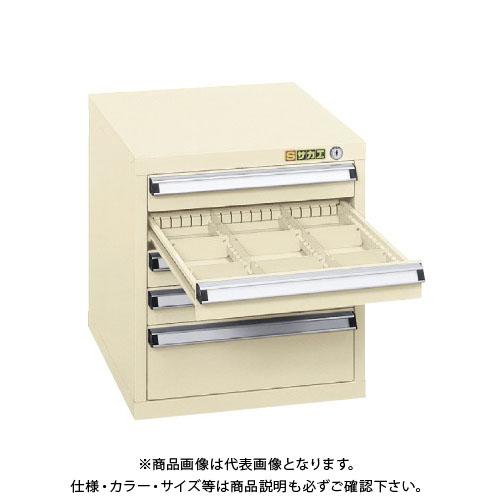【直送品】サカエ スモールキャビネット SL-45I