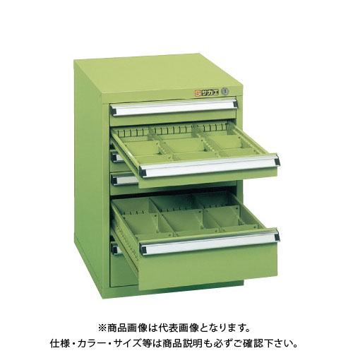 【直送品】サカエ スモールキャビネット SL-56