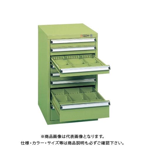 【直送品】サカエ スモールキャビネット SL-68