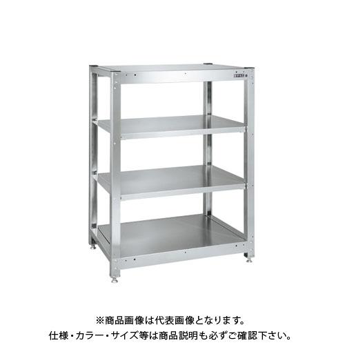 【直送品】サカエ ステンレスラック SLN-9034SU4