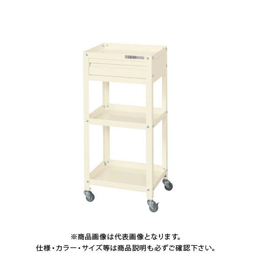 【直送品】サカエ スペシャルワゴン(引出し付) SPE-11HI