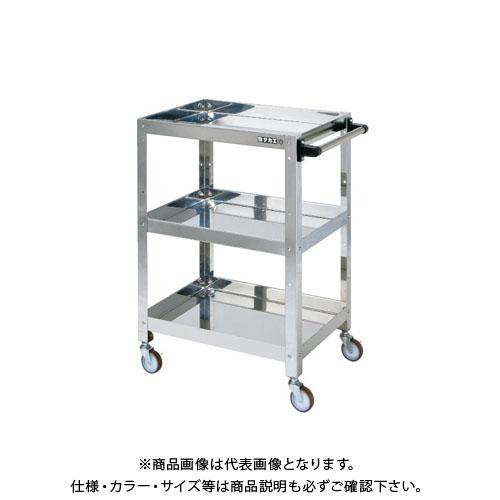 【直送品】サカエ ステンレススペシャルワゴン SPH4-03TSU