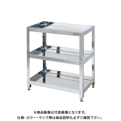 【直送品】サカエ ステンレススペシャルワゴン SPJ4-03SU
