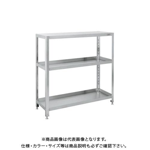 【直送品】サカエ ステンレススーパーラック SPR-1113SU