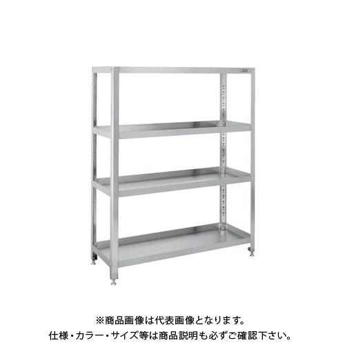 【直送品】サカエ ステンレススーパーラック SPR-1114SU