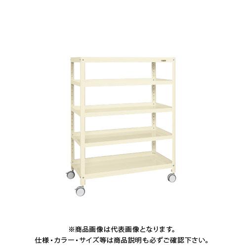 【直送品】サカエ スーパーラックワゴン(双輪キャスター仕様) SPR-2115RDI
