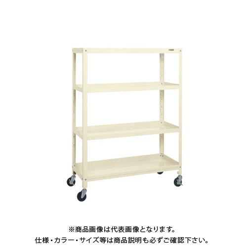 【直送品】サカエ スーパーラックワゴン SPR-2124RI