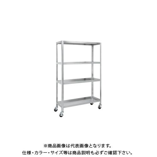 【直送品】サカエ ステンレススーパーラック SPR4-3114RSU