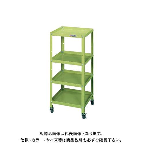 【個別送料1000円】【直送品】サカエ スペシャルワゴン SPS-04N
