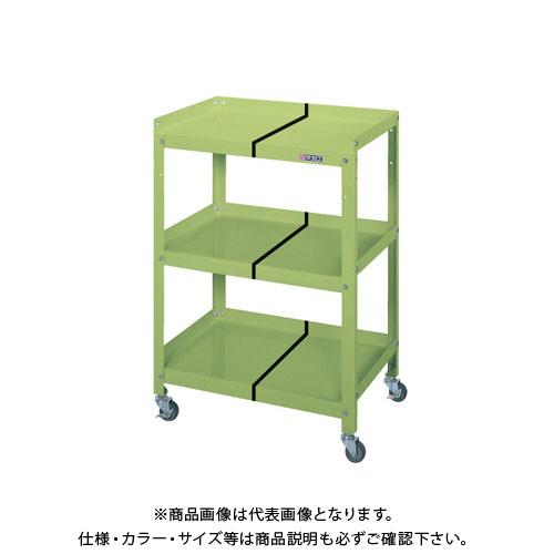 【直送品】サカエ スペシャルワゴン(棚板前面開放型) SPY-03C