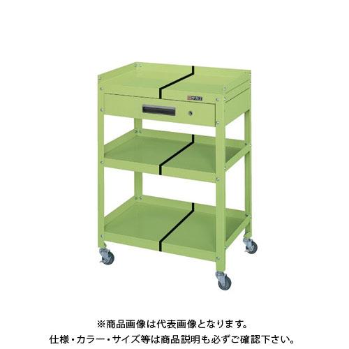 【直送品】サカエ スペシャルワゴン(棚板前面開放型) SPY-20C
